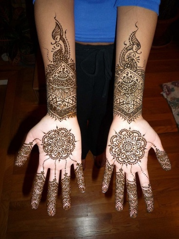 bridal mehndi designs 08
