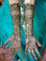 bridal mehndi designs 16