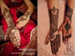 bridal mehndi designs 23