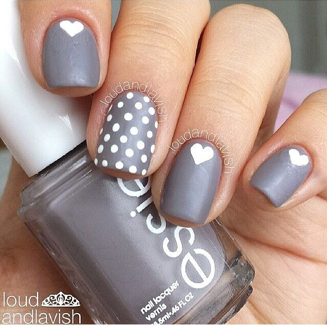 19 Easy Nail Art Designs Indian Makeup And Beauty Blog Beauty