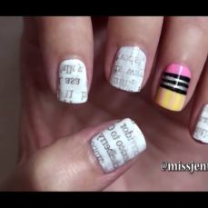 easy nail art designs 19