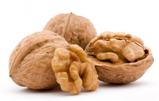 photo of walnuts - food for glowing skin