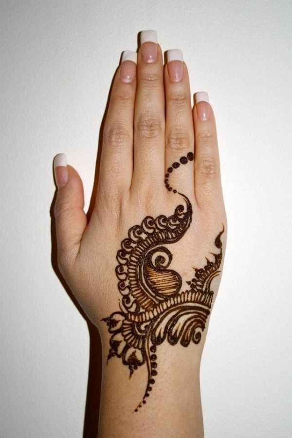 Mehndi Fingers Review : Mehandi designs indian makeup and beauty