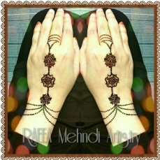 mehendi designs by Nurie 04