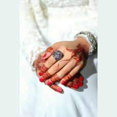 mehendi designs by Nurie 05