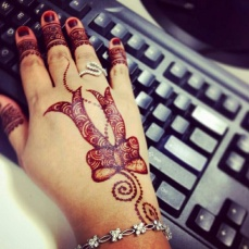 mehendi designs by Nurie 06