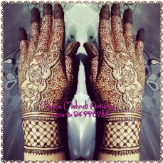 mehendi designs by Nurie 07