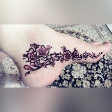 mehendi designs by Nurie 08