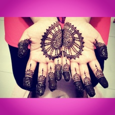 mehendi designs by Nurie 09