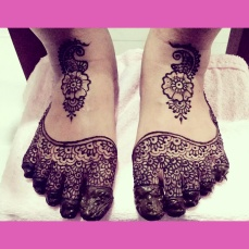 mehendi designs by Nurie 10