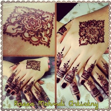 mehendi designs by Nurie 11