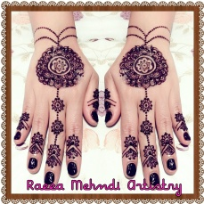mehendi designs by Nurie 15