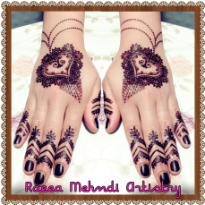 mehendi designs by Nurie 16