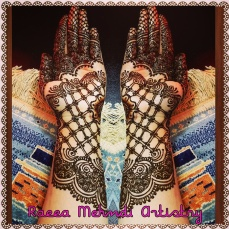 mehendi designs by Nurie 17