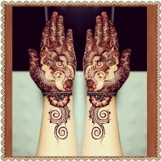 mehendi designs by Nurie 20