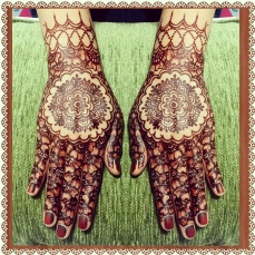 mehendi designs by Nurie 21
