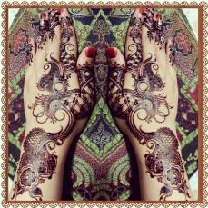 mehendi designs by Nurie 22