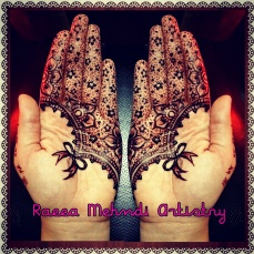 mehendi designs by Nurie 23