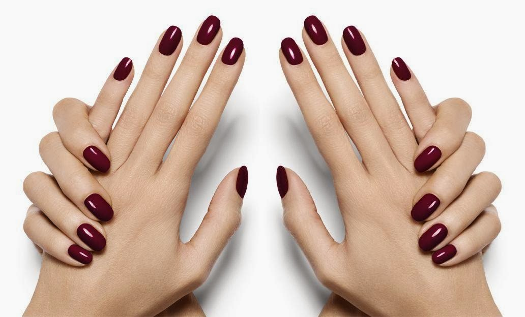 Take your manicures and pedicures into autumn with these 10 new nail color shades. The changing of the seasons doesn't mean packing away your brights - just look at this hyper-saturated pinky.