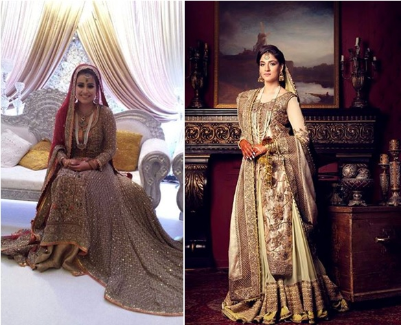 Beautiful Pakistani Suits and Couture wear of 2014 ...