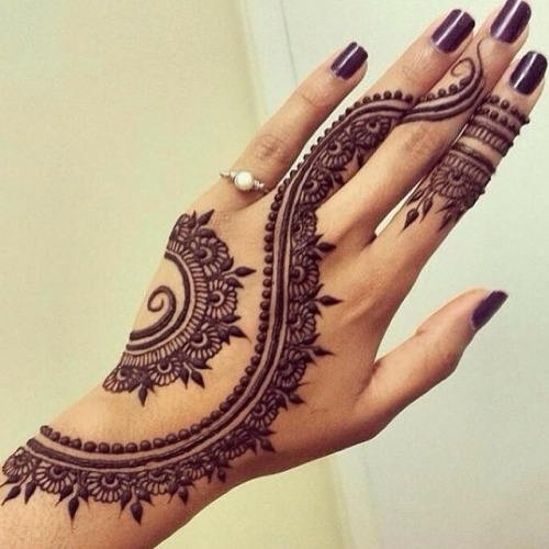 Arabic mehndi designs for bridesmaids 01