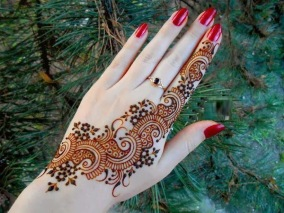 Arabic mehndi designs for bridesmaids 03