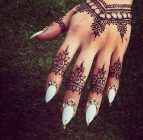Arabic mehndi designs for bridesmaids 05