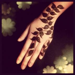 Arabic mehndi designs for bridesmaids 09