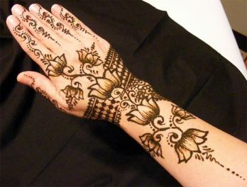 Arabic mehndi designs for bridesmaids 10