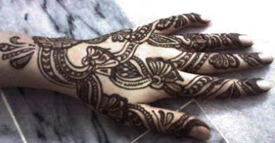 Arabic mehndi designs for bridesmaids 13