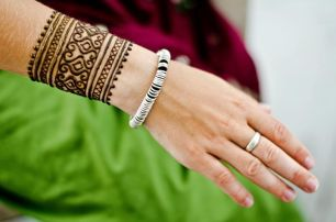 Arabic mehndi designs for bridesmaids 14