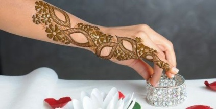 Arabic mehndi designs for bridesmaids 15