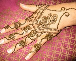 Arabic mehndi designs for bridesmaids 16