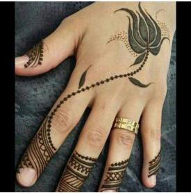 Arabic mehndi designs for bridesmaids 18