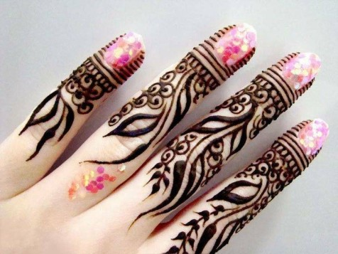 Arabic mehndi designs for bridesmaids 21