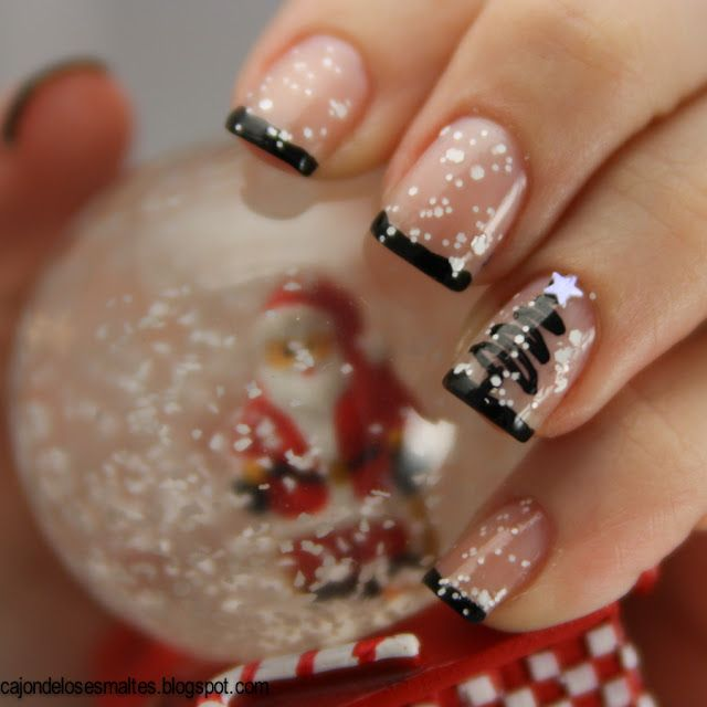 Christmas Nail Designs With White Tips: 7 Trendy Beauty Tips To Look Glamorous This Christmas