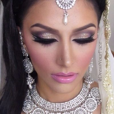 Bridal Makeup Tips For A Cocktail Night | Indian Makeup And Beauty Blog | Beauty Tips | Eye ...