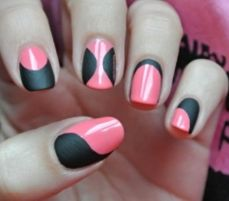 easy nail art designs for New Years 09