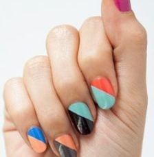 easy nail art designs for New Years 12