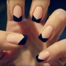 easy nail art designs for New Years 17
