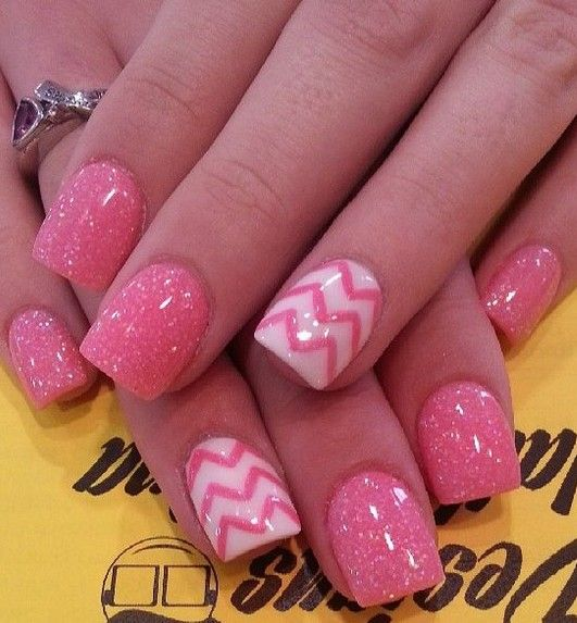 easy nail art designs for New Years 08