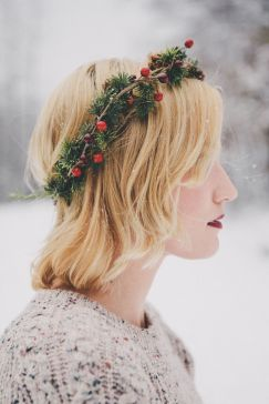 hairstyles for christmas 10