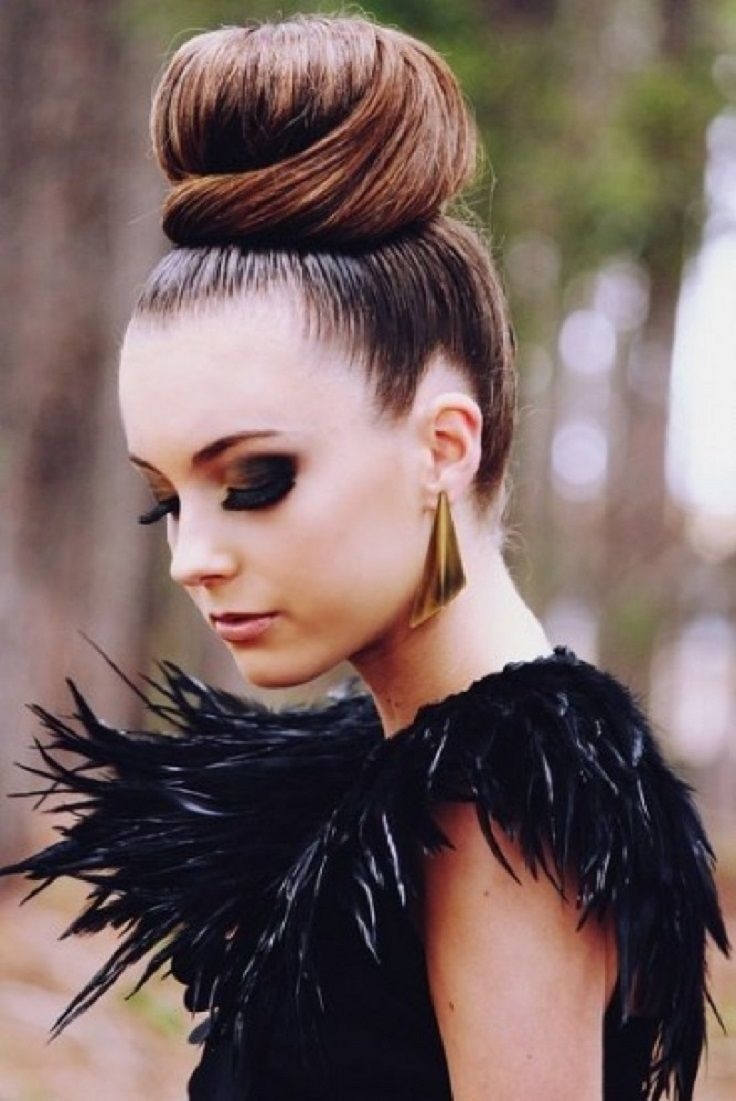 Miraculous Top 15 Hairstyles To Flaunt On A New Year Party Indian Makeup Short Hairstyles Gunalazisus