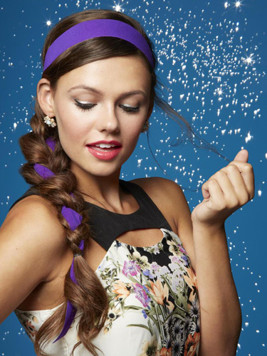 Hairstyles New Year : ... hairstyles for you to flaunt on New Year party . End this year on a