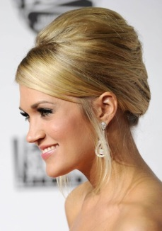 Hairstyles for wedding reception 06