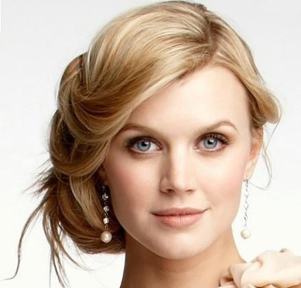 Hairstyles for wedding reception 09