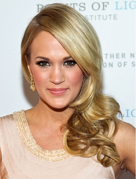 Hairstyles for wedding reception 10