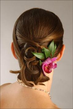 Indian bridal hairstyles 2014 13