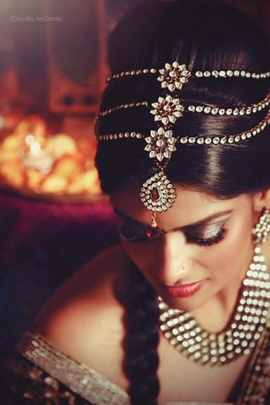 Indian bridal hairstyles 2014 14