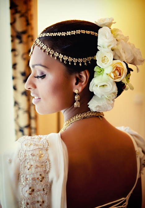 Amazing 12 Gorgeous Indian Bridal Hairstyles For 2014 Zuri Hairstyle Inspiration Daily Dogsangcom